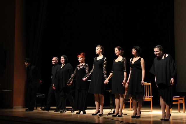 25.01.2018 Гастроли театра в Таураге (Литва)
