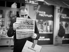 Don't confuse what you read in this newspaper with news
