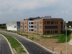 Citadel College vanaf fietspad