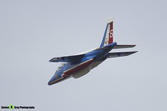 E73 6 F-TENE - E73 - Patrouille de France - French Air Force - Dassault-Dornier Alpha Jet E - RIAT 2014 Fairford - Steven Gray - IMG_5886