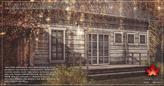 Trompe Loeil - Salinger Barn, Snow Add-On, and Woodstoves for Collabor88 February