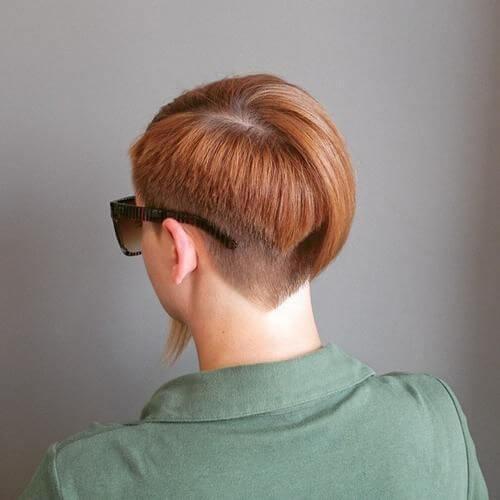 Short Wedge Haircut Ideas For Women 2018 Fashionre