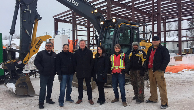 Energy-efficiency upgrades for Athabasca Chipewyan