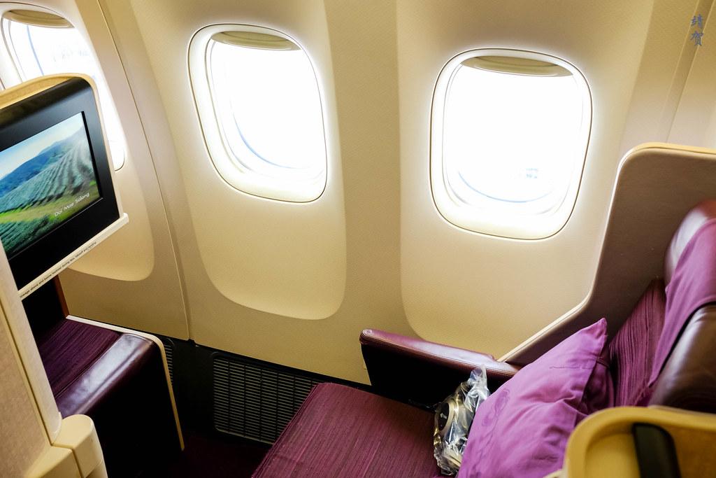 Seat 15K