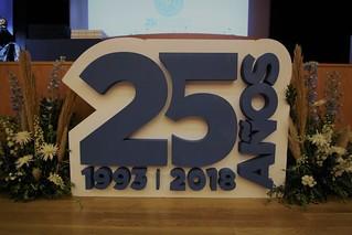 Acto Homenaje 25 Años de Servicio a PAS y PDI  (1)