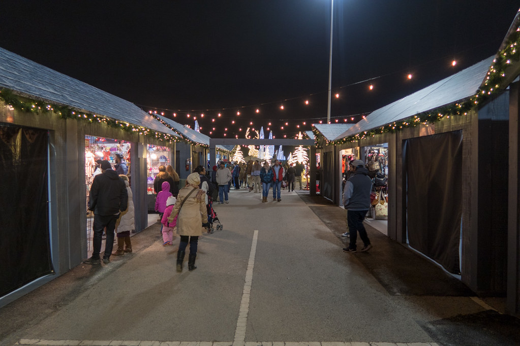 Christmas Market at Enchant