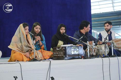 Hardev Bani by devotees from Jharoda, Arpita and Saathi