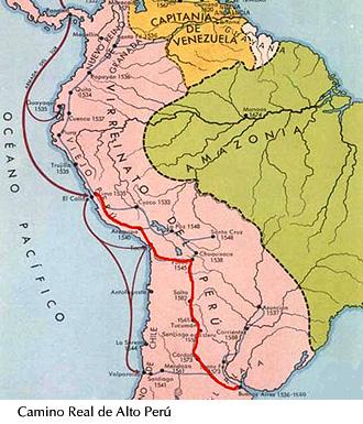 Camino de Alto Perú