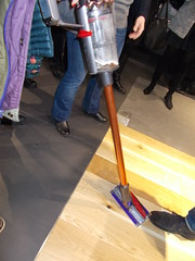 Inaugurazione flagship store Dyson