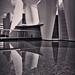 Reflections of the International Museum of the Baroque in Puebla, Mexico por Sam Antonio Photography
