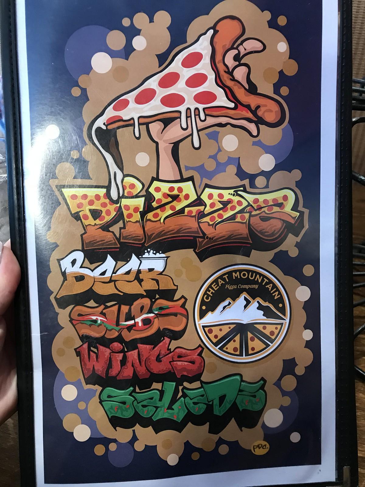 Cheat Mountain Pizza