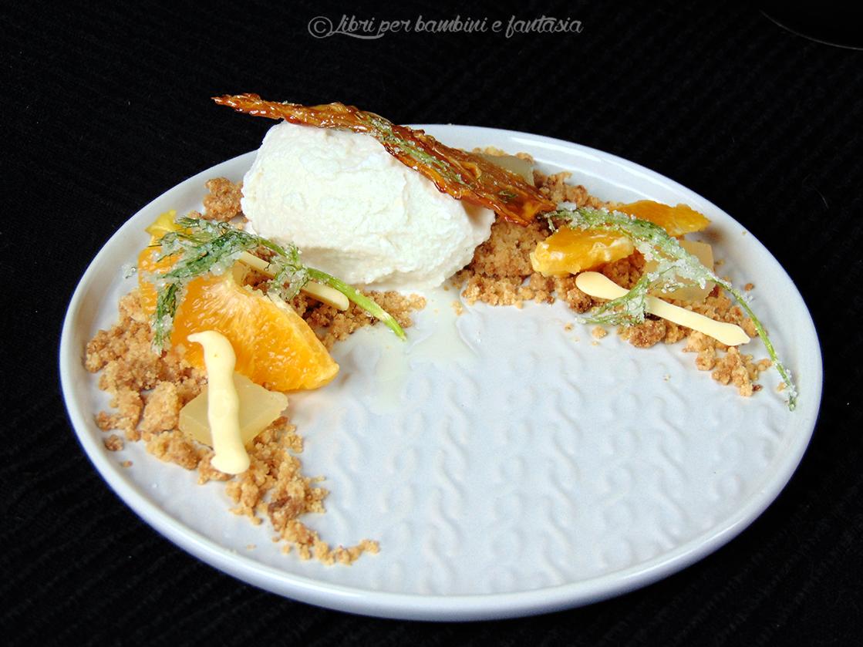 gelato al finocchio con arance e gelatina di limone6s