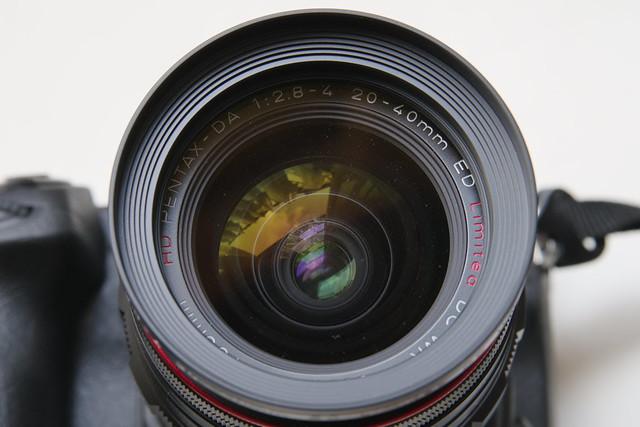 HD PENTAX-DA 20-40mm