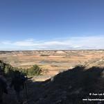 Ruta de senderismo de Ecologistas en Acción Valle de Alcudia en las lagunas y pueblo de La Guardia (Toledo)