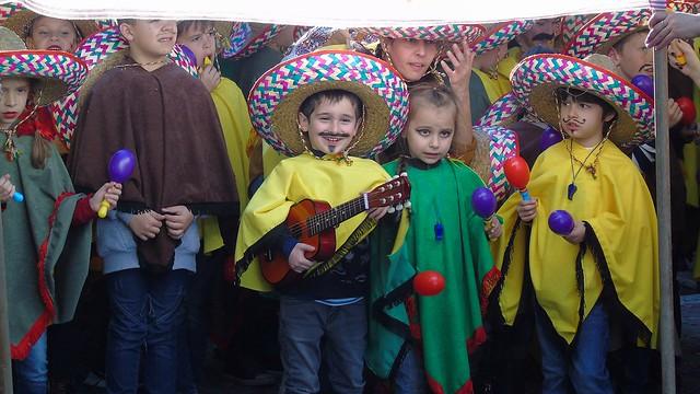 Παιδικό Καρναβάλι 2018, Λευκάδα