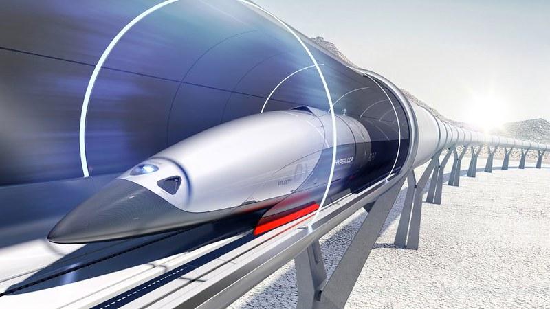 Les routes de transport de l'Hyperloop pourraient bientôt couvrir une partie des États-Unis