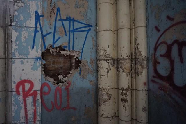 holy graffiti
