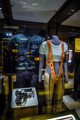Fifth Element Props and Outfits