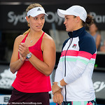 Ashleigh Barty, Angelique Kerber