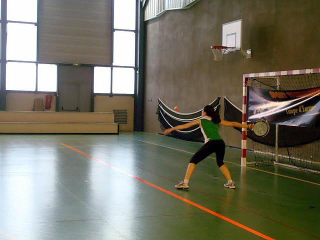 Copa Europa Tamborí Indoor 2011