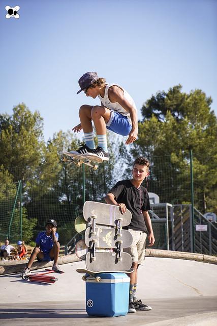 Skate camp Provence (week 2), Sony ILCE-7SM2, Sony FE 24-70mm F4 ZA OSS