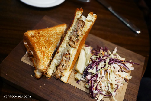 Meatloaf Grilled Cheese