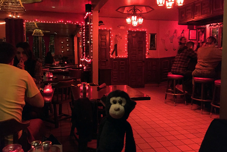 Monkey in Velvet Cantina