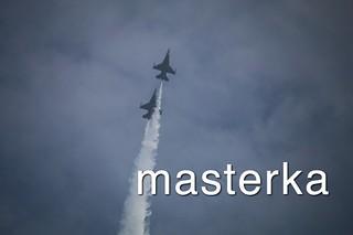 F-16C上昇
