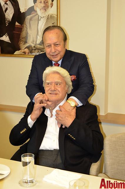 Yılmaz Ulusoy 77. yaşını dostlarıyla kutladı -3