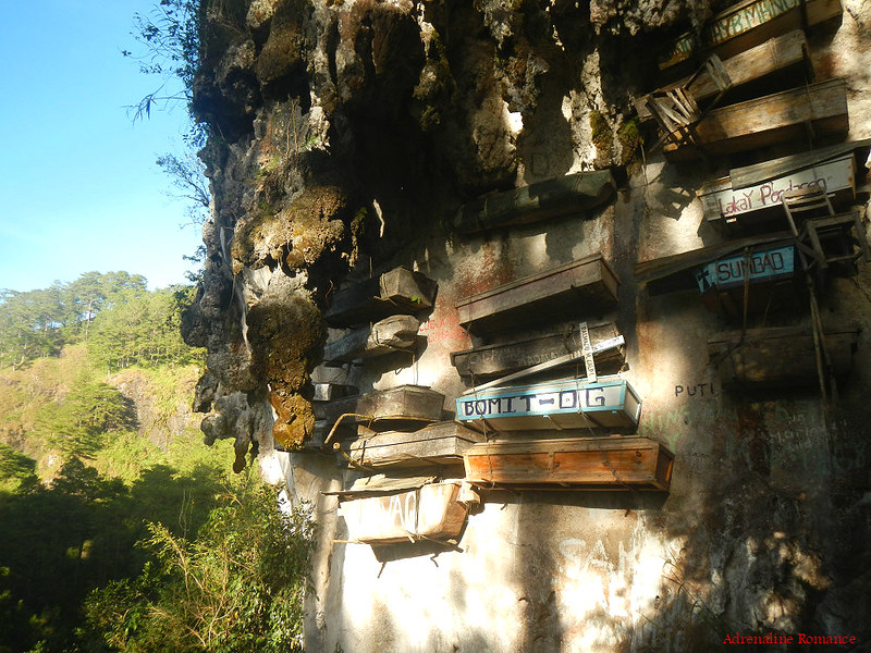 Hanging Coffins of Sagada