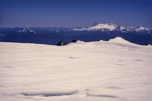 Cumbre Volcán Callaqui