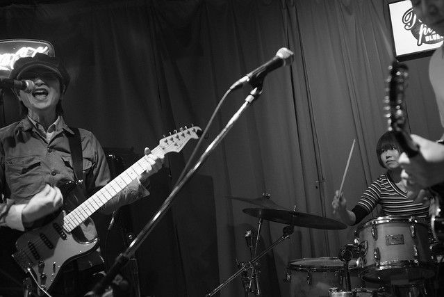 T.G.I.F. Blues Session at Terraplane, Tokyo, 12 Jan 2018 -00265