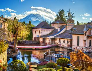 Recent Faves - Fuji Village View