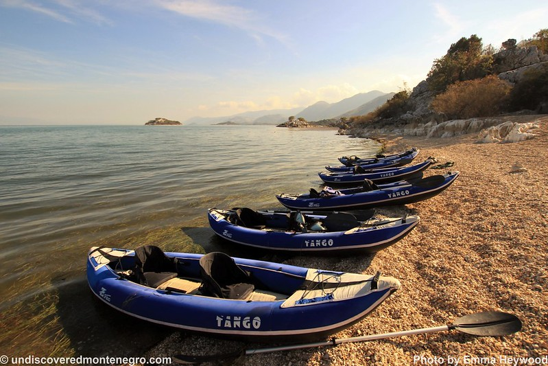 Multi-activity at Lake Skadar