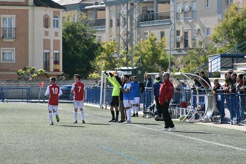 Fútbol 2º Andaluza At. Dos Hermanas Soleá
