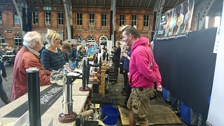 Julia Somerville & Brass Castle Brewery
