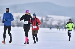Třetí ročník Lipno Ice Marathonu byl opět jedinečný