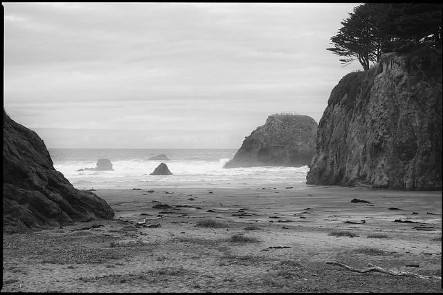 The Pacific Coast, Fujifilm X-T1, XF55-200mmF3.5-4.8 R LM OIS