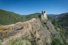 Lastours Castles, Occitanie, France