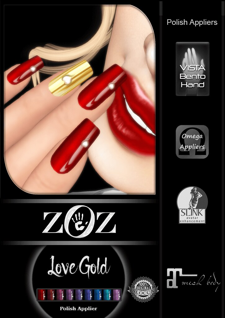 {ZOZ} Love Gold pix L - TeleportHub.com Live!