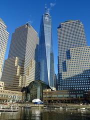 World Financial Center in Manhattan