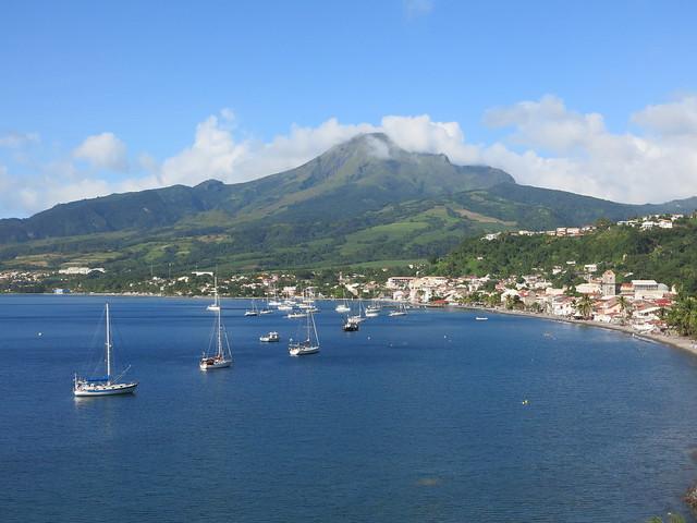 Atlantic crossing and Martinique 011