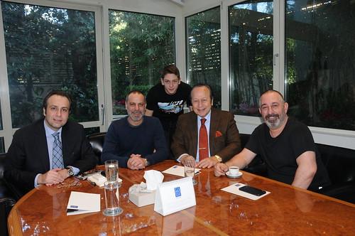 Mehmet Ulusoy, Ozan Güven, Kaan Şenol, Yılmaz Uluszoy, Cem Yılmaz