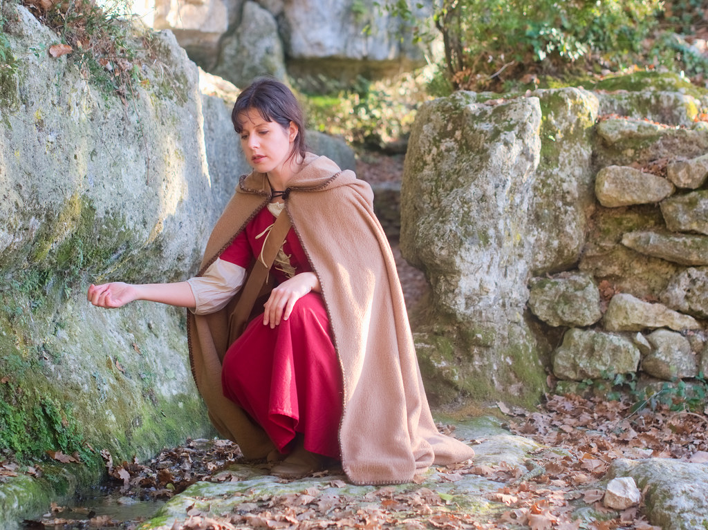 related image - Shooting Médiéval - Orena Costume - Val des Nymphes -2017-12-23- P1100646