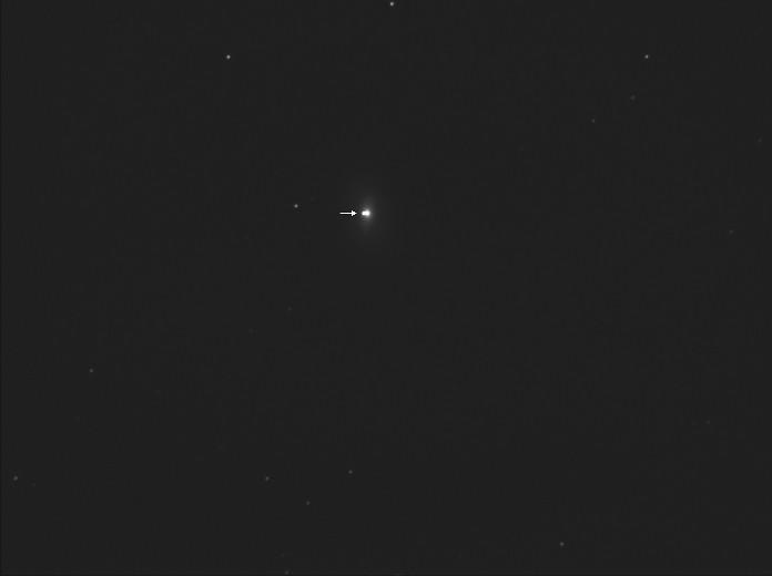 NGC 3941 + 2018 pv