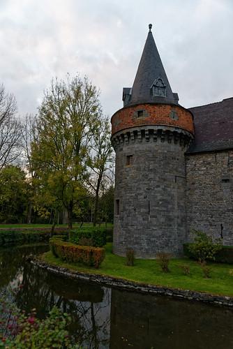 Château de Solre sur Sambre - Belgique