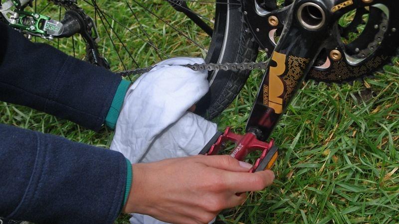 велосипед пролетна подготовка 9