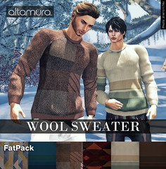Altamura Wool Sweater