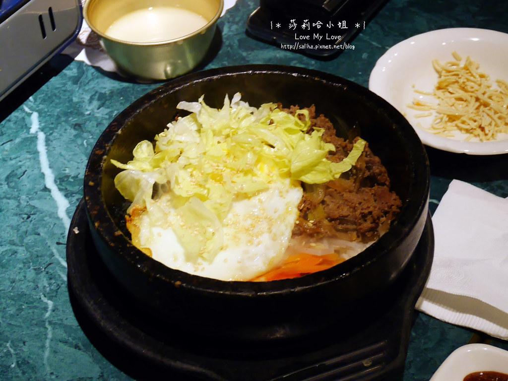 台北松山區韓國料理餐廳漢陽館 (19)