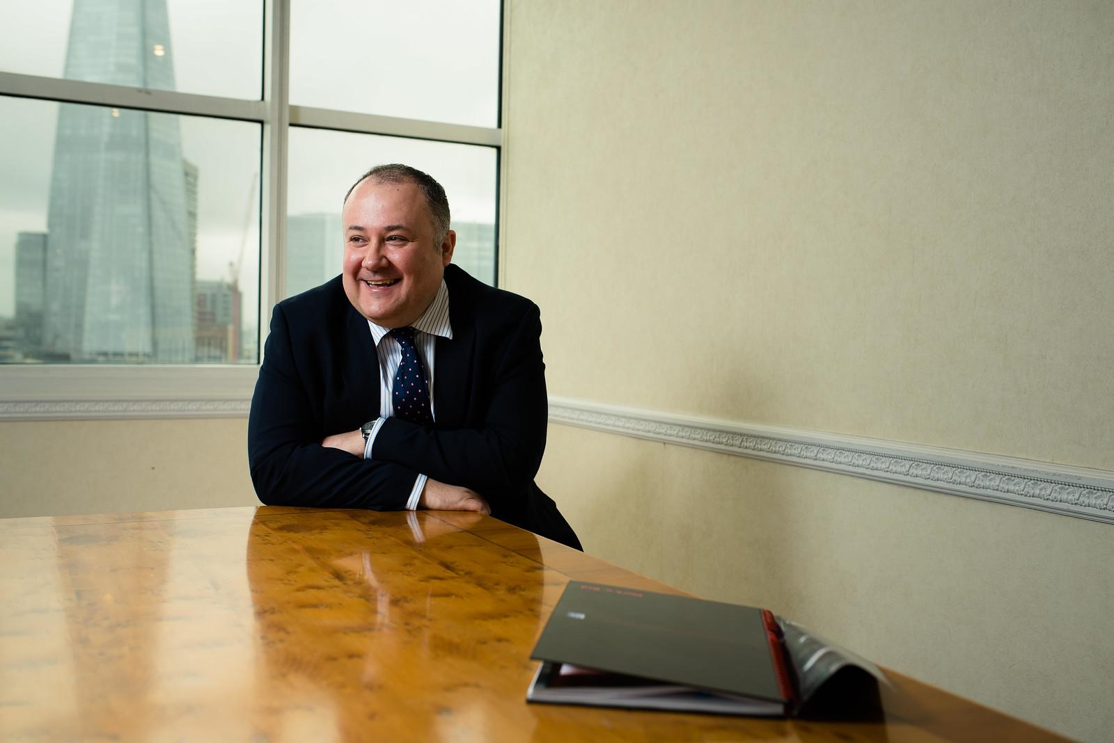 Stephen Rigley, Deputy Editor, Sunday Express
